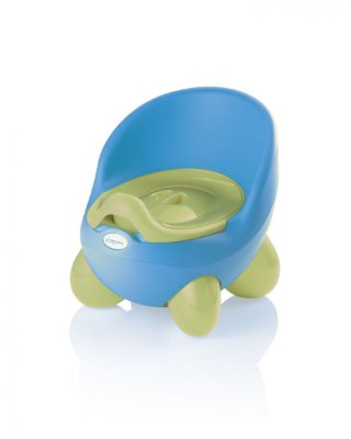 Troninho Infantil 2 Em 1 Learn Style Azul