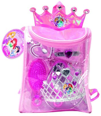 Kit Acessórios de Princesa com Bolsa
