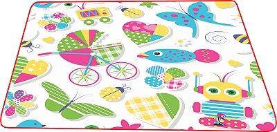 Tapete Térmico Impermeável - Bebê Colors