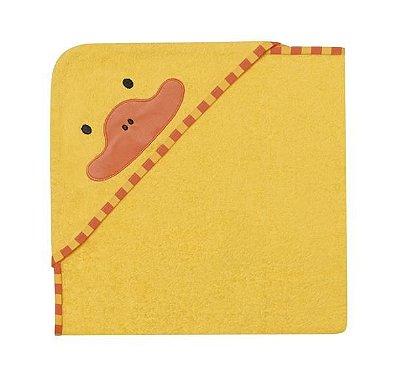 Toalha de Banho com Capuz - Pato