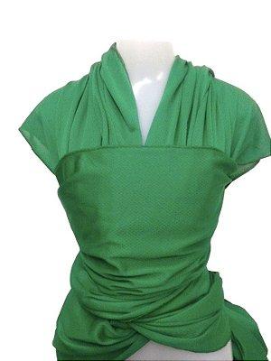 Wrap Sling Dry Fit Poliéster - Verde