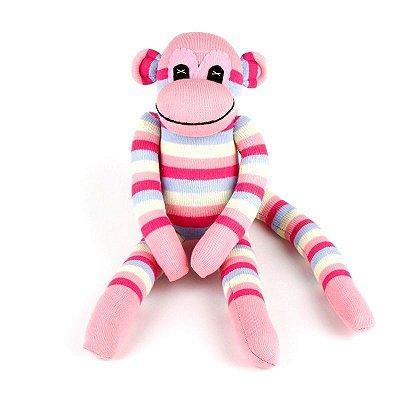 Macaco de Meia 37cm - Cloe