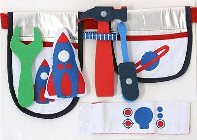 Kit Astronauta - Cinto de ferramentas