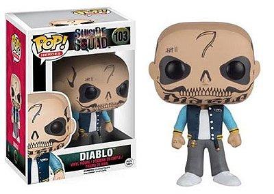 Funko Pop DC Suicide Squad El Diablo