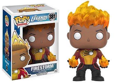 Funko Pop Legends of Tomorrow Firestorm #381