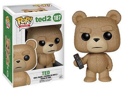 Funko Pop Ted 2 Movie #187