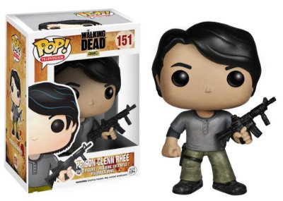 Funko Pop The Walking Dead Prision Glenn Rhee #151