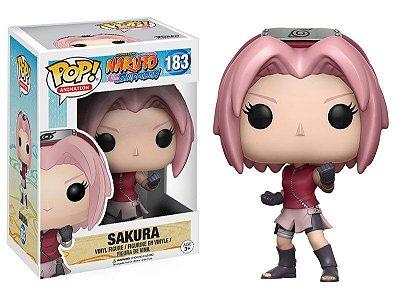 Funko Pop Naruto Shippuden Sakura #183