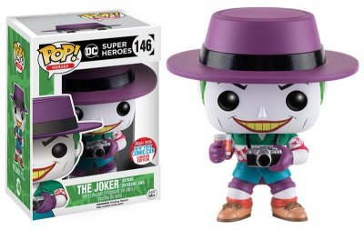Funko Pop The Joker Killer Joke Piada Mortal NYCC 16 #146
