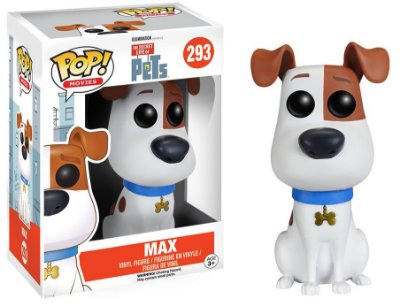 Funko Pop The Secret Life of Pets Max #293