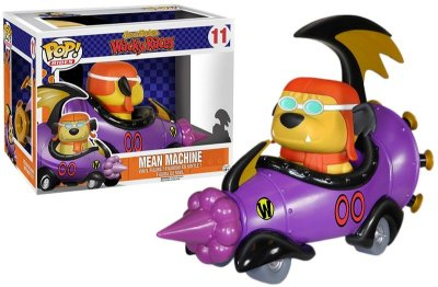 Funko Pop Rides Hanna Barbera Wacky Races Mean Machine #11