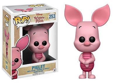 Funko Pop Disney Winnie The Pooh Piglet Leitão #253