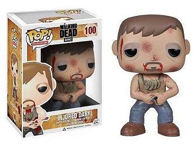 Funko Pop The Walking Dead Unjured Daryl #100