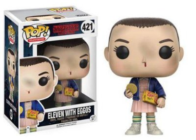 Funko Pop Stranger Things Eleven With Eggos #427