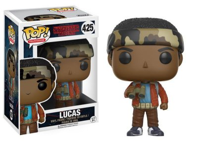 Funko Pop Stranger Things Lucas #425