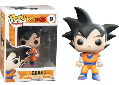 Funko Pop Dragonball Z Goku Exclusivo #9