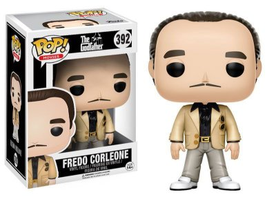 Funko Pop O Poderoso Chefão Fredo Corleone #392