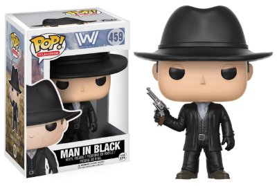 Funko Pop Westworld Man In Black #459