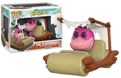 Funko Pop Rides The Flintstones The Flintmobile Exclusivo Funko Shop