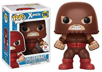 Funko Pop Marvel X-men Juggernaut Exclusivo Walgreens #196