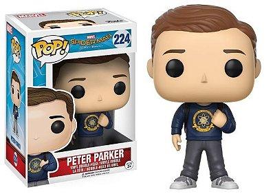 Funko Pop Homem Aranha Peter Parker #224