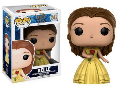 Funko Pop Bela e a Fera (Beauty and Beast) - Bela (Belle) #242