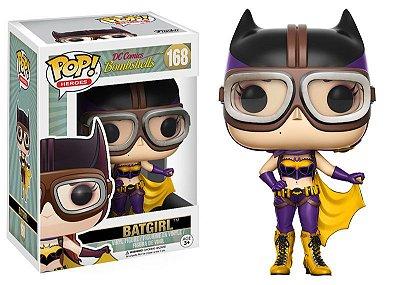Funko Pop DC Comics Bombshells Batgirl #168