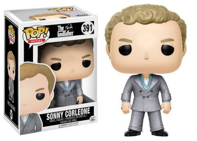 Funko Pop The Godfather Poderoso Chefão Sonny Corleone #391