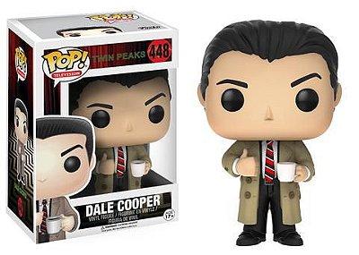 Funko Pop Twin Peaks Dale Cooper #448