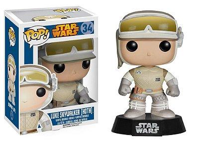 Funko Pop Star Wars Luke Skywalker Hoth #34
