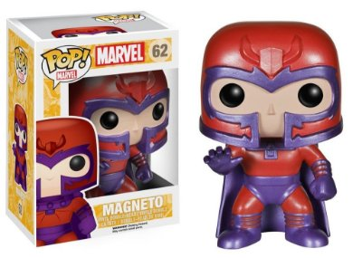 Funko Pop Marvel Magneto
