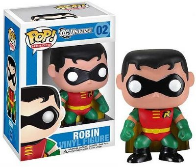 Funko Pop DC Robin #02