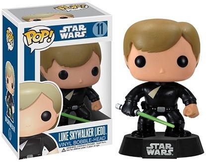 Funko Pop Star Wars Luke Skywalker Jedi #11
