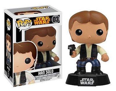 Funko Pop Star Wars Han Solo #03
