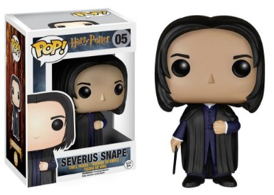 Funko Pop Harry Potter Severus Snape #05