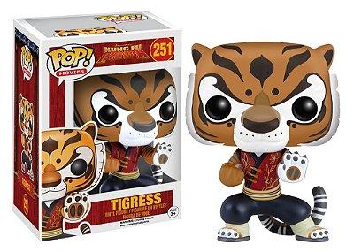 Funko Pop Kong Fu Panda Tigress