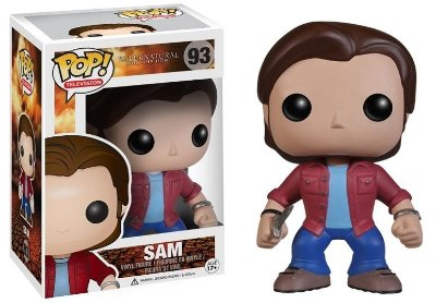 Funko Pop Supernatural Sam #93