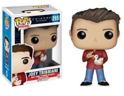 Funko Pop Friends Joey Tribbiani #265