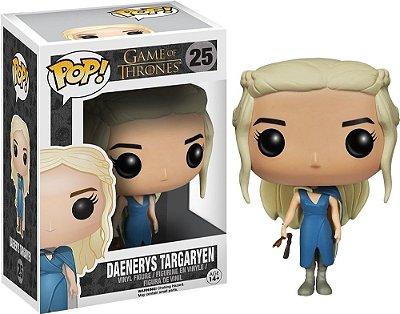 Funko Pop Game of Thrones Daenerys Targaryen Dress Blue #25