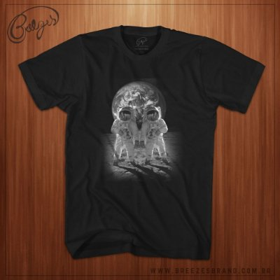 Camiseta Space Man
