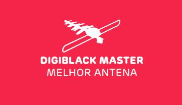 Digiblack Master - Melhor Antena