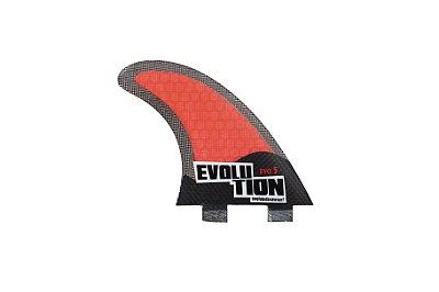 Quilha Modelo Evo Core Carbono - Tamanho Evo 5 -Vermelho.