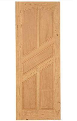 Porta de Madeira Maciça em Angelim Pedra - ref010
