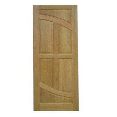 Porta de Madeira Maciça em Angelim Pedra - ref014