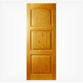 Porta de Madeira Maciça em Angelim Pedra - ref042