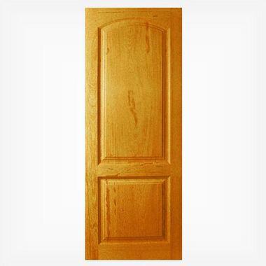 Porta de Madeira Maciça em Angelim Pedra - ref045