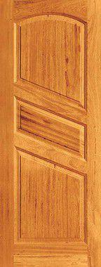 Porta de Madeira Maciça em Angelim Pedra - ref049