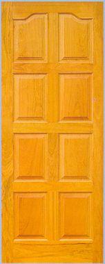 Porta de Madeira Maciça em Angelim Pedra - ref058