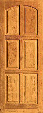 Porta de Madeira Maciça em Angelim Pedra - ref060