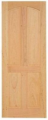 Porta de Madeira Maciça em Angelim Pedra - ref061